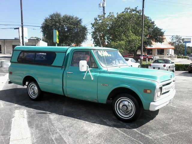 1969 Chevrolet C10 San Antonio, Texas 2