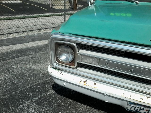 1969 Chevrolet C10 San Antonio, Texas 21