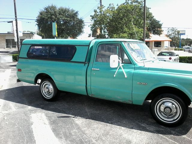 1969 Chevrolet C10 San Antonio, Texas 7