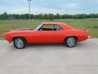 1969 Chevrolet Camaro Blanchard, Oklahoma