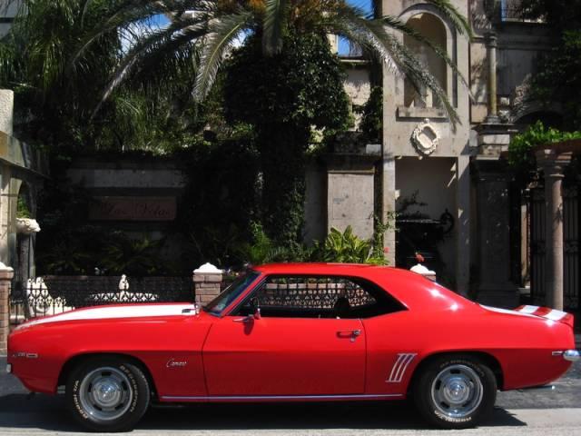 1969 Chevrolet Camaro Z28 in Houston Texas