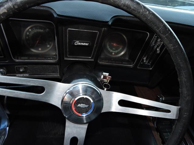 1969 Chevrolet CAMARO RedLineMuscleCars.com, Oklahoma 21