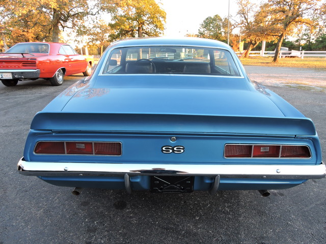 1969 Chevrolet CAMARO RedLineMuscleCars.com, Oklahoma 13