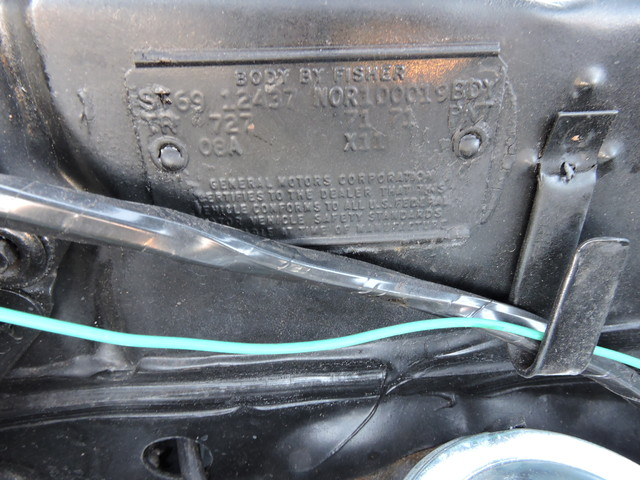 1969 Chevrolet CAMARO RedLineMuscleCars.com, Oklahoma 18
