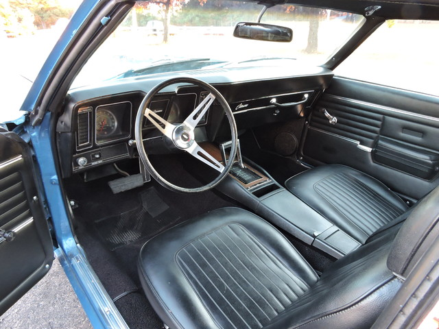 1969 Chevrolet CAMARO RedLineMuscleCars.com, Oklahoma 25