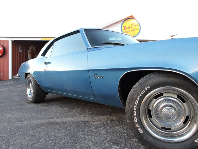1969 Chevrolet CAMARO RedLineMuscleCars.com, Oklahoma 29
