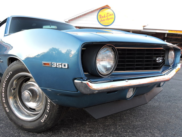 1969 Chevrolet CAMARO RedLineMuscleCars.com, Oklahoma 30