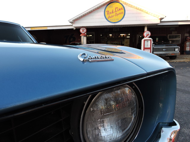 1969 Chevrolet CAMARO RedLineMuscleCars.com, Oklahoma 47