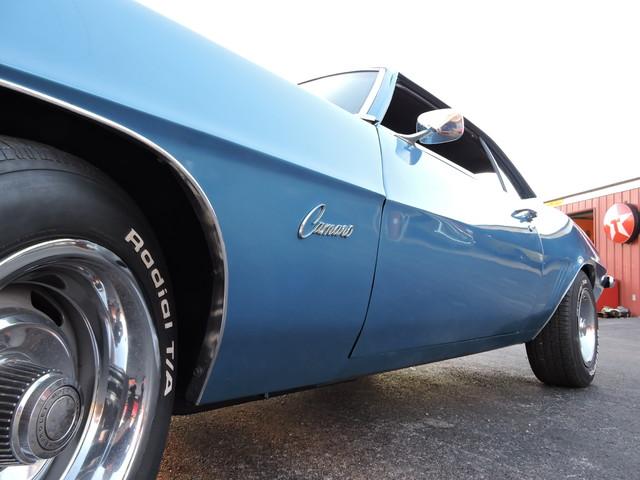 1969 Chevrolet CAMARO RedLineMuscleCars.com, Oklahoma 42
