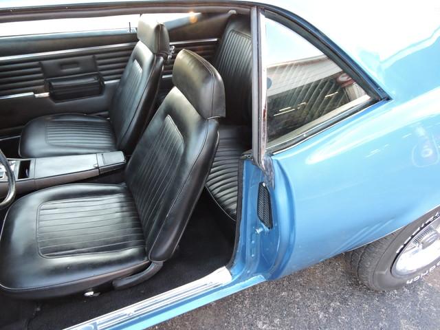 1969 Chevrolet CAMARO RedLineMuscleCars.com, Oklahoma 59