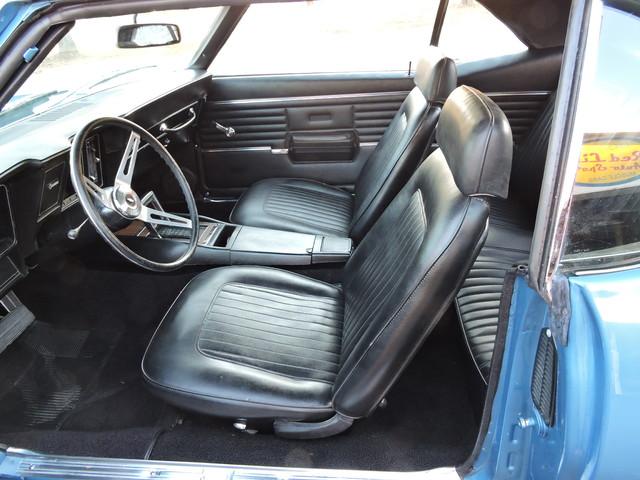 1969 Chevrolet CAMARO RedLineMuscleCars.com, Oklahoma 57