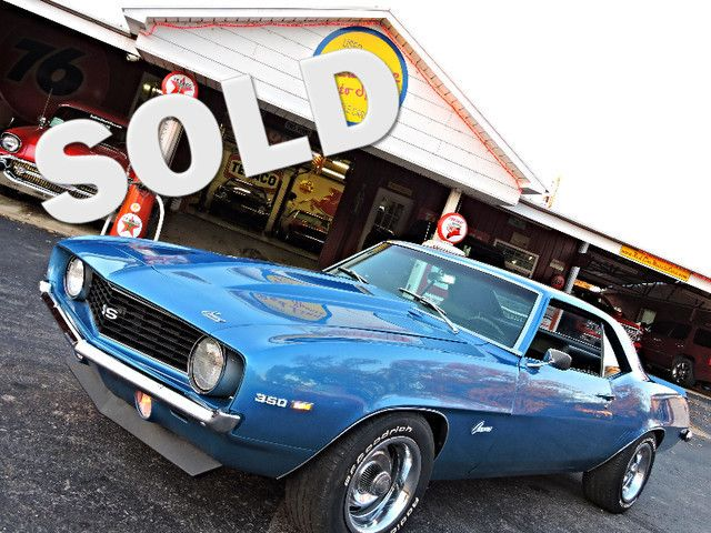 1969 Chevrolet CAMARO RedLineMuscleCars.com, Oklahoma 0
