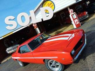 1969 Chevrolet CAMARO sYc YENKO TRIBUTE RedLineMuscleCars.com, Oklahoma