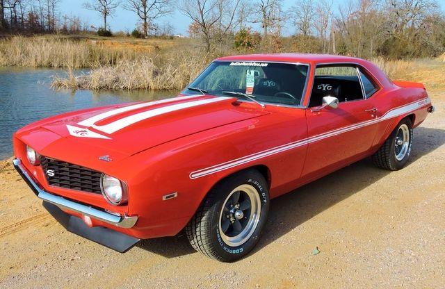 1969 Chevrolet CAMARO sYc YENKO TRIBUTE RedLineMuscleCars.com, Oklahoma 2