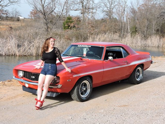 1969 Chevrolet CAMARO sYc YENKO TRIBUTE RedLineMuscleCars.com, Oklahoma 1
