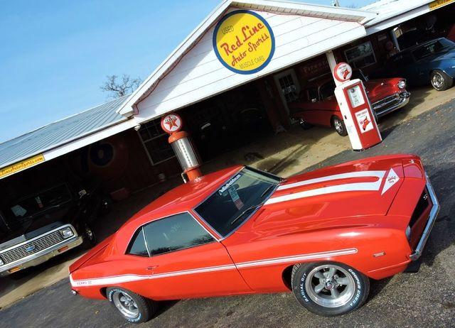 1969 Chevrolet CAMARO sYc YENKO TRIBUTE RedLineMuscleCars.com, Oklahoma 13