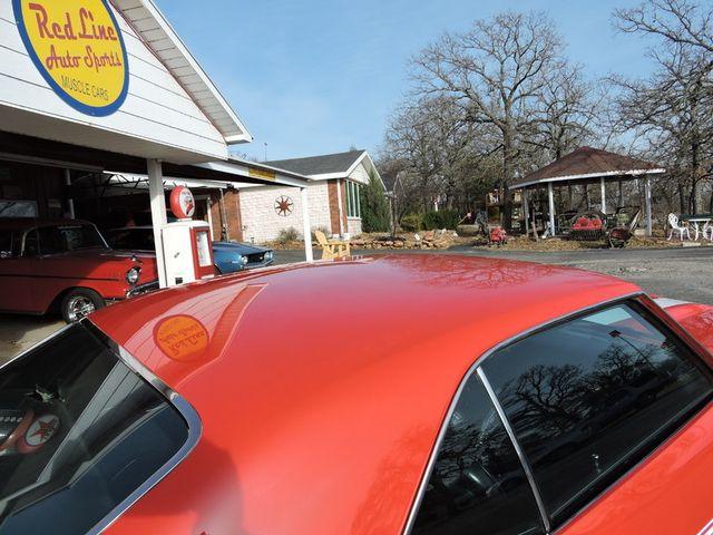 1969 Chevrolet CAMARO sYc YENKO TRIBUTE RedLineMuscleCars.com, Oklahoma 15