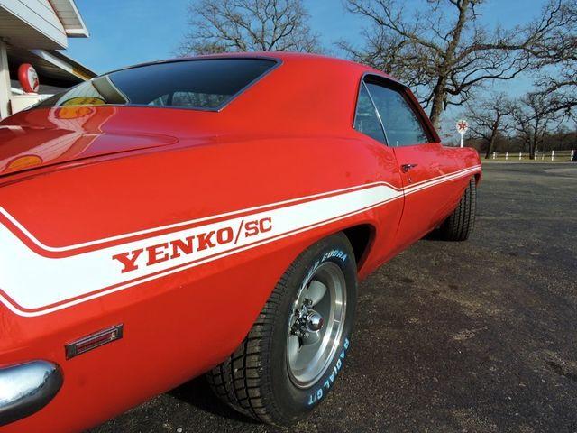 1969 Chevrolet CAMARO sYc YENKO TRIBUTE RedLineMuscleCars.com, Oklahoma 17