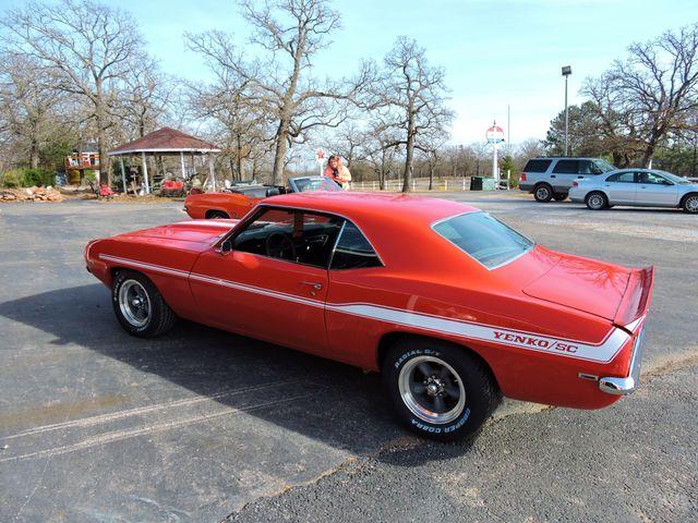 1969 Chevrolet CAMARO sYc YENKO TRIBUTE RedLineMuscleCars.com, Oklahoma 32