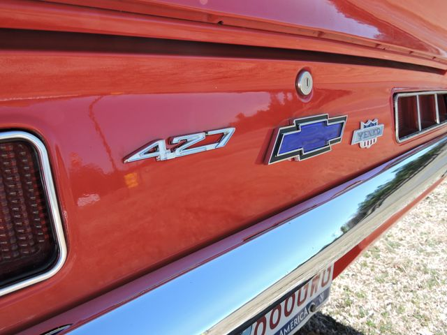1969 Chevrolet CAMARO sYc YENKO TRIBUTE RedLineMuscleCars.com, Oklahoma 42
