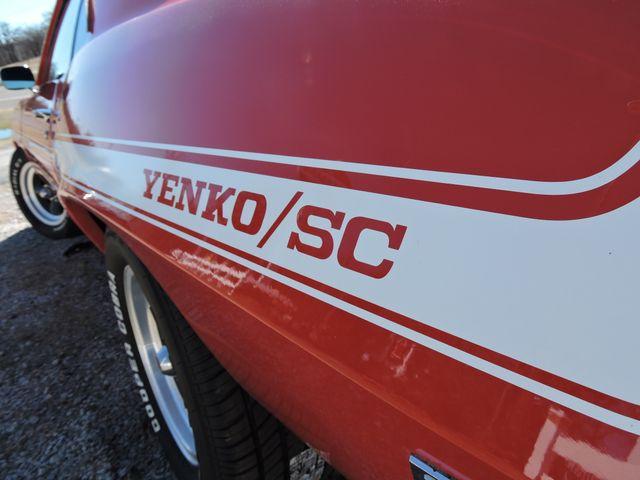 1969 Chevrolet CAMARO sYc YENKO TRIBUTE RedLineMuscleCars.com, Oklahoma 44
