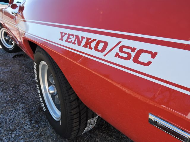 1969 Chevrolet CAMARO sYc YENKO TRIBUTE RedLineMuscleCars.com, Oklahoma 46