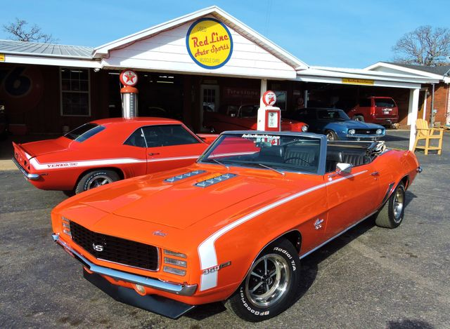 1969 Chevrolet CAMARO sYc YENKO TRIBUTE RedLineMuscleCars.com, Oklahoma 49
