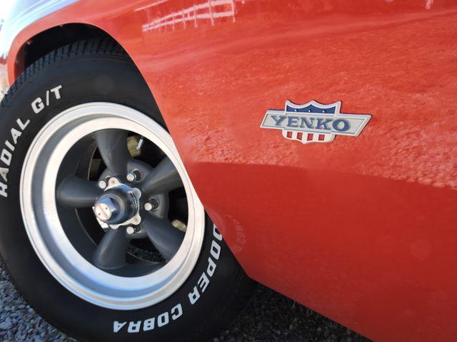 1969 Chevrolet CAMARO sYc YENKO TRIBUTE RedLineMuscleCars.com, Oklahoma 50