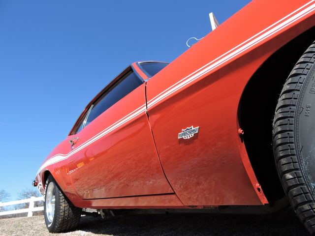 1969 Chevrolet CAMARO sYc YENKO TRIBUTE RedLineMuscleCars.com, Oklahoma 59