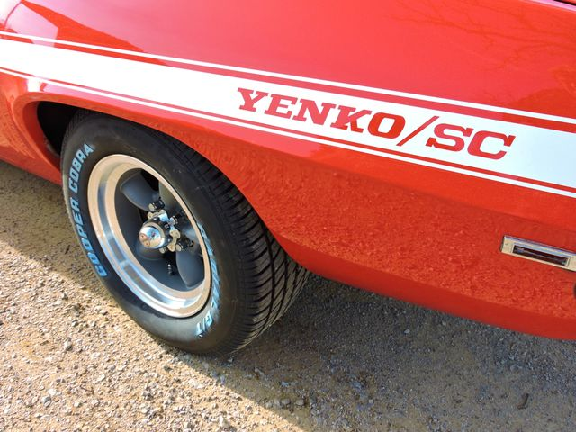1969 Chevrolet CAMARO sYc YENKO TRIBUTE RedLineMuscleCars.com, Oklahoma 64