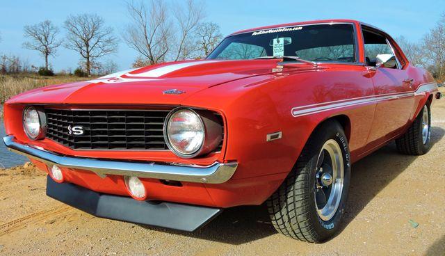 1969 Chevrolet CAMARO sYc YENKO TRIBUTE RedLineMuscleCars.com, Oklahoma 71