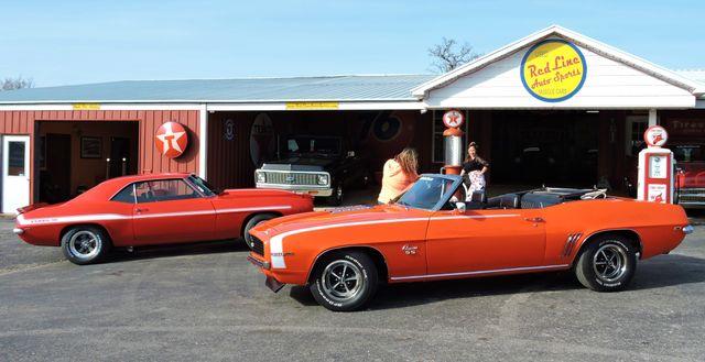 1969 Chevrolet CAMARO sYc YENKO TRIBUTE RedLineMuscleCars.com, Oklahoma 36