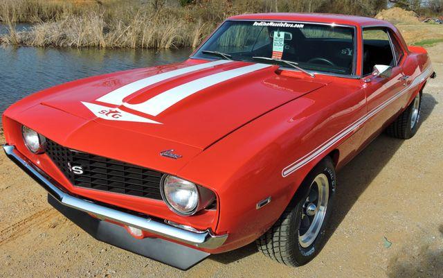 1969 Chevrolet CAMARO sYc YENKO TRIBUTE RedLineMuscleCars.com, Oklahoma 72