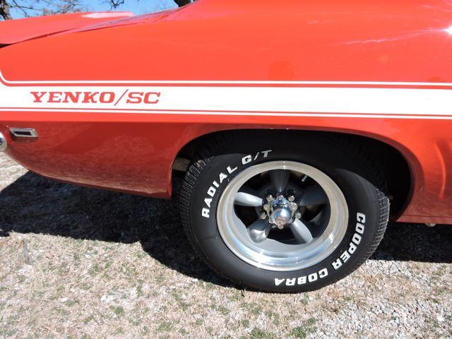 1969 Chevrolet CAMARO sYc YENKO TRIBUTE RedLineMuscleCars.com, Oklahoma 37