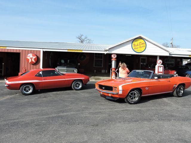 1969 Chevrolet CAMARO sYc YENKO TRIBUTE RedLineMuscleCars.com, Oklahoma 38