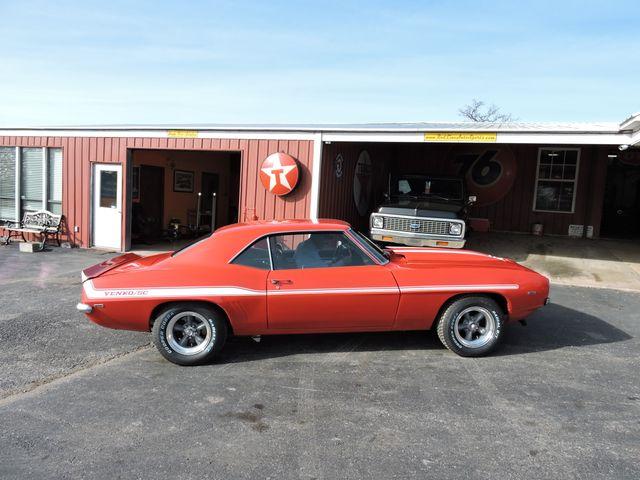 1969 Chevrolet CAMARO sYc YENKO TRIBUTE RedLineMuscleCars.com, Oklahoma 41