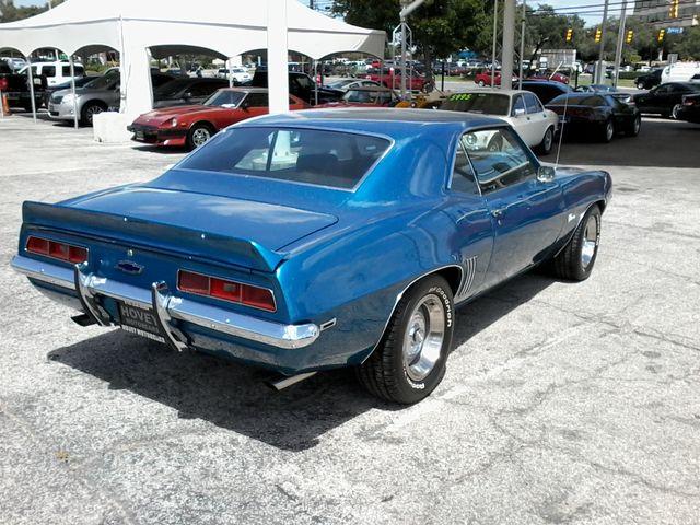 1969 Chevrolet Camaro San Antonio, Texas 2