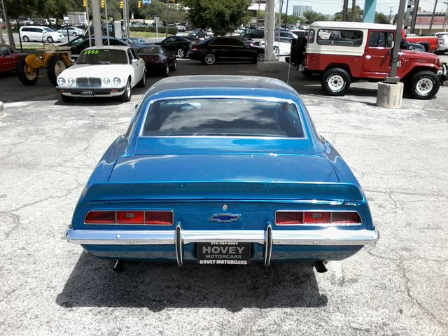 1969 Chevrolet Camaro San Antonio, Texas 3