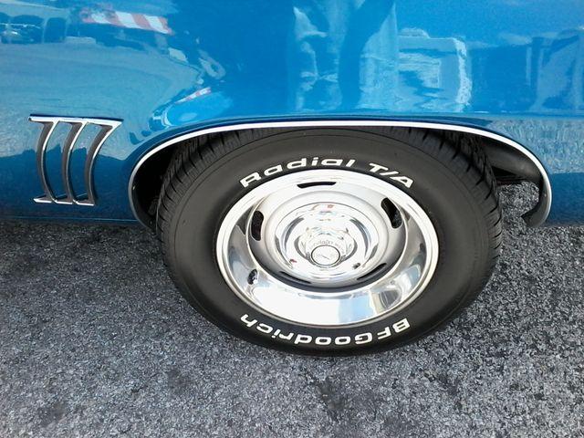 1969 Chevrolet Camaro San Antonio, Texas 38