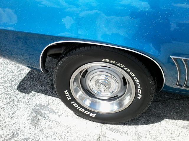 1969 Chevrolet Camaro San Antonio, Texas 39