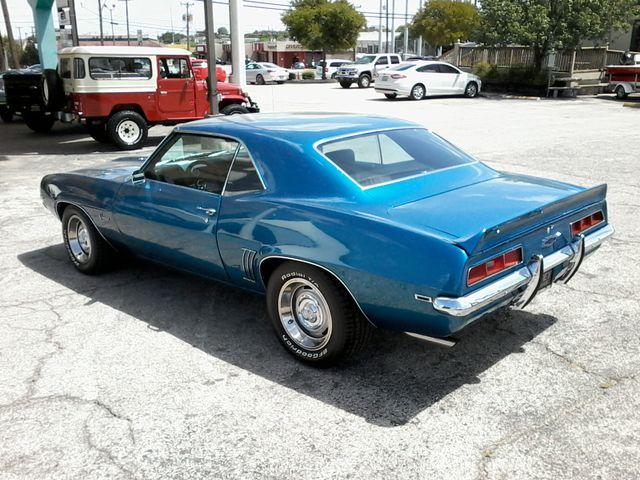 1969 Chevrolet Camaro San Antonio, Texas 4