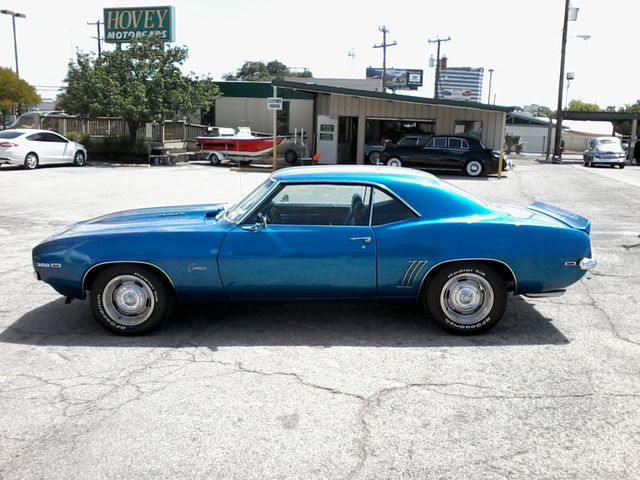 1969 Chevrolet Camaro San Antonio, Texas 5