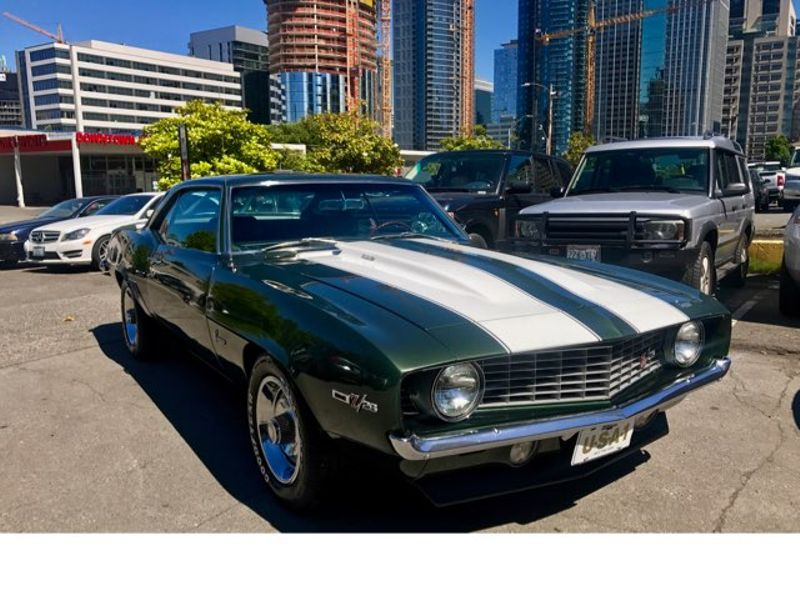 1969 Chevrolet Camaro Z28 Matching Numbers Local 2 Owner If  Your Looking For A Nice One You Just Found It  city Washington  Complete Automotive  in Seattle, Washington
