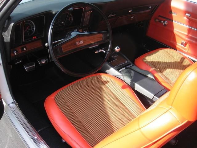 1969 Chevrolet Camaro SS Pace Car Austin , Texas 11