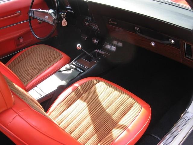 1969 Chevrolet Camaro SS Pace Car Austin , Texas 14