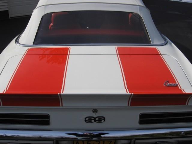 1969 Chevrolet Camaro SS Pace Car Austin , Texas 5