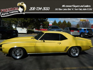 1969 Chevrolet Camaro SS Ultimate One-of-a-Kind | Twin Falls, ID | Freedom Auto Finders in  ID