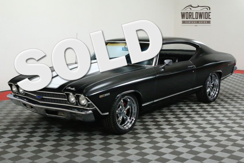 1969 Chevrolet CHEVELLE RESTORED V8 700R4 AC POSI LOWERED | Denver, CO | Worldwide Vintage Autos