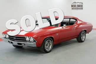 1969 Chevrolet CHEVELLE RESTORED TRUE SS 454V8 HIGHLY OPTIONED | Denver, CO | Worldwide Vintage Autos in Denver CO