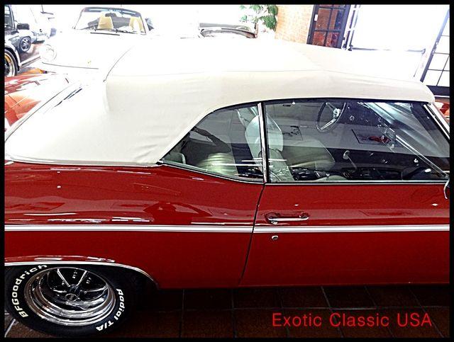 1969 Chevrolet Chevelle  SS 396 CONVERTIBLE CLONE San Diego, California 7